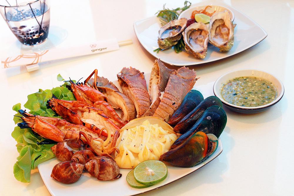 Seafood Market Buffet