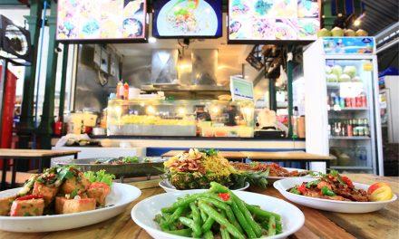 สุขภาพดีไม่มีอ้วนกับอาหารจีนสไตล์เสฉวนที่ 'Wild Orchid Restaurant'