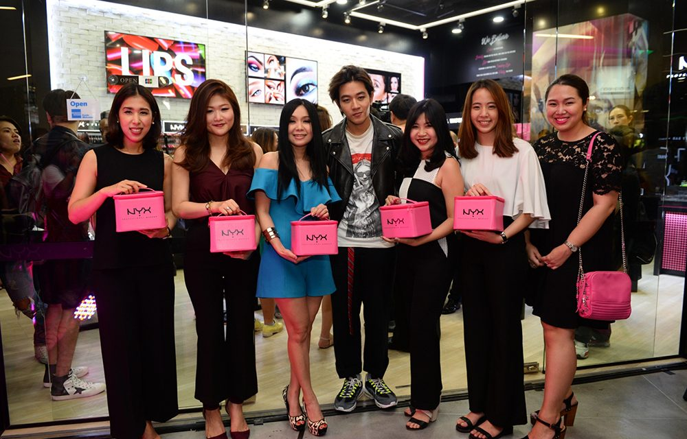 NYX Master class AT Siam Square One
