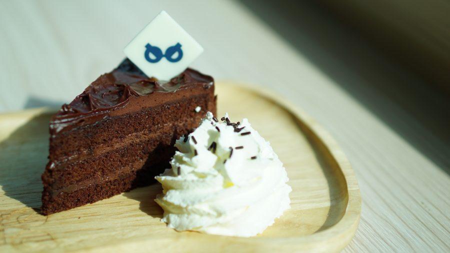 เค้กช็อกโกแลตหน้านิ่ม หวานนุ่มกำลังดี