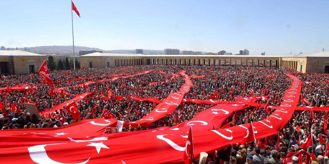 Revolutionized In Turkey สิ่งที่ตามมาหลังการปฏิวัติในตุรกี