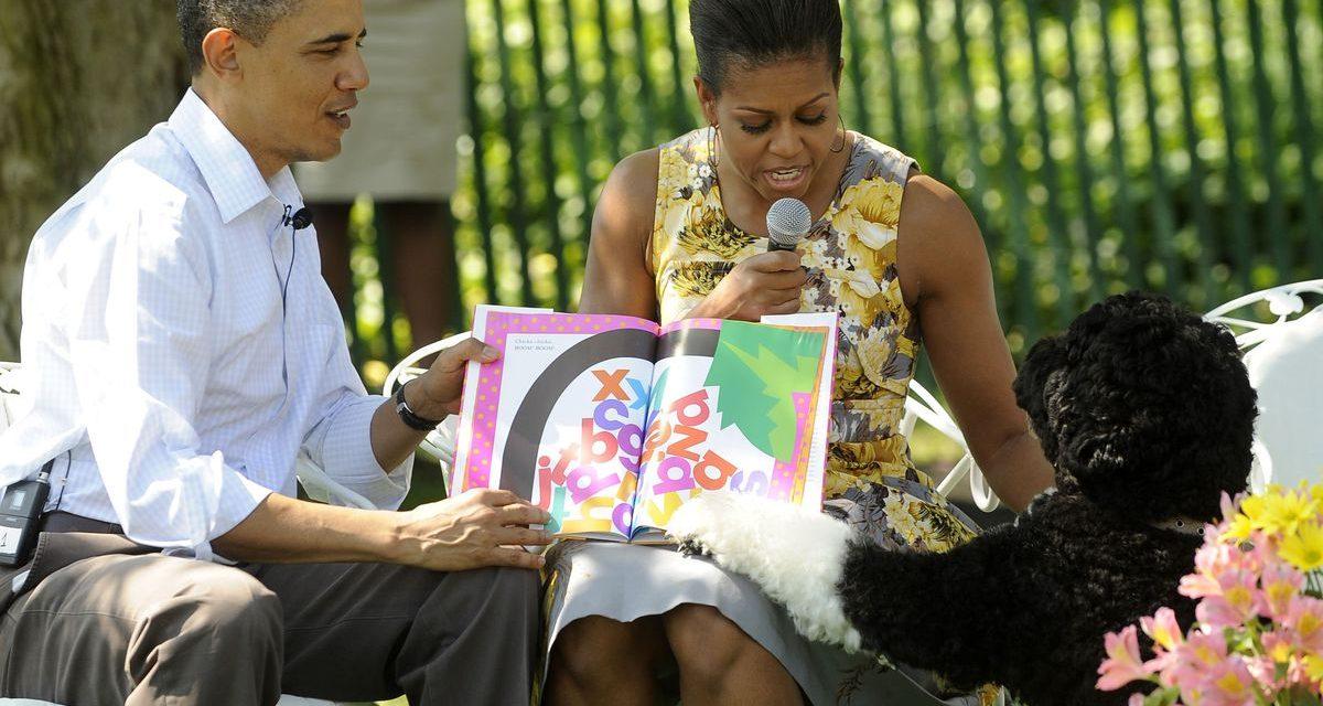 FIRST PET สี่ขาหมายเลขหนึ่งของเหล่าประธานาธิบดีแห่งสหรัฐอเมริกา