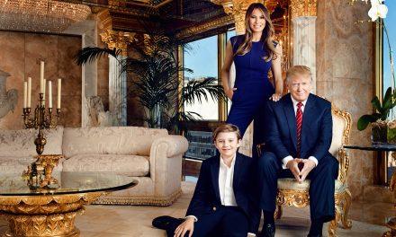 Melania Trump สตรีหมายเลข 1 คนใหม่ที่จะเติมแวร์ซายส์ให้กับทำเนียบขาว
