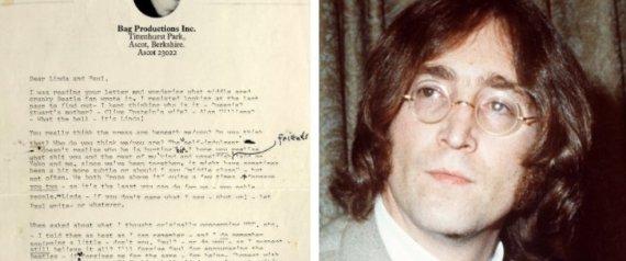 John Lennon กับจดหมายลับที่แฟนบีทเทิลส์ทั่วโลกอยากรู้