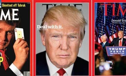Donald Trump ว่ากันด้วย 'บุคคลแห่งปี' ของนิตยสาร TIME