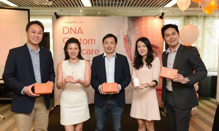 อิมเมจยีน แลปส์ เปิดตัวธุรกิจ และผลิตภัณฑ์วิเคราะห์ดีเอ็นเอ เพื่อสุขภาพที่ดีอีกระดับของคนไทย