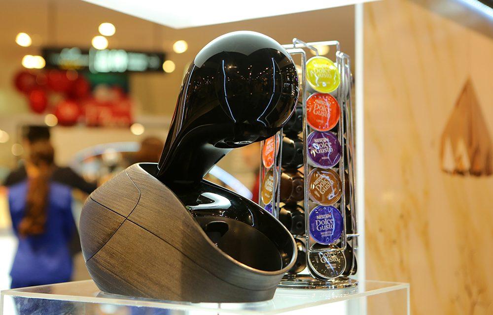 ดื่มด่ำอรรถรสกาแฟระดับพรีเมี่ยมผสานนวัตกรรมล้ำสมัย