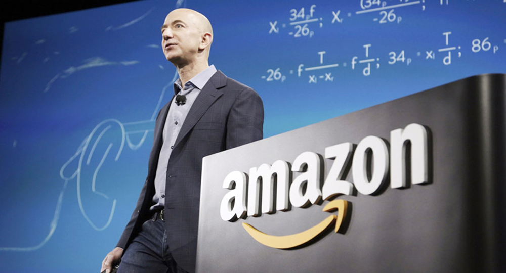 Jeff Bezos: เจ้าของตำแหน่ง 'โคตรรวย' แทนที่ 'บิล เกต'