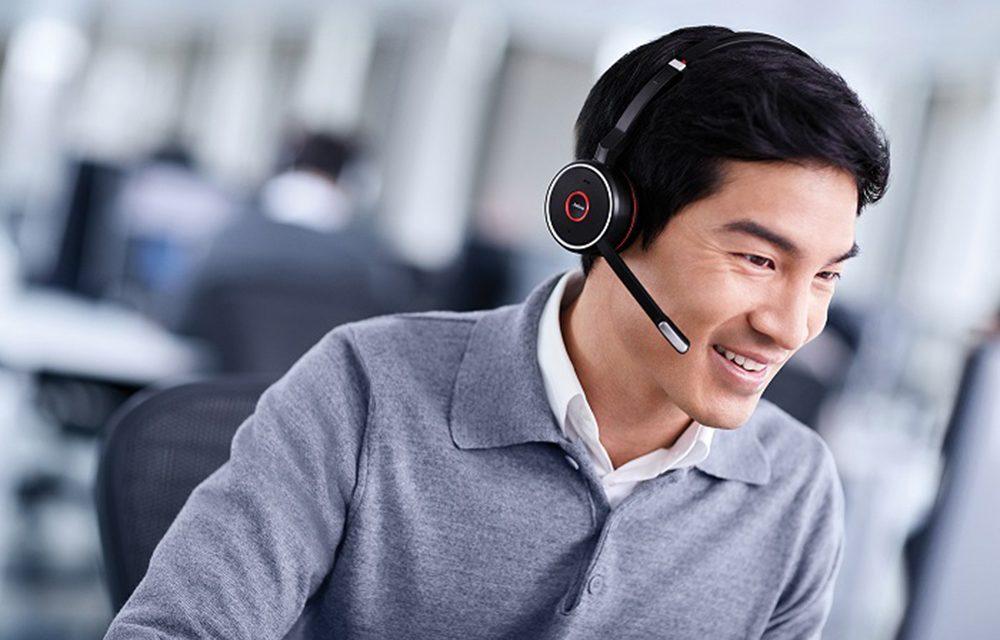 หูฟังไร้สายรุ่นใหม่ในกลุ่ม Evolve series สำหรับธุรกิจยุคใหม่