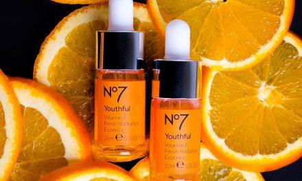 No7 Youthful Vitamin C Fresh Radiance Essence ผิวแลดูเปล่งปลั่ง