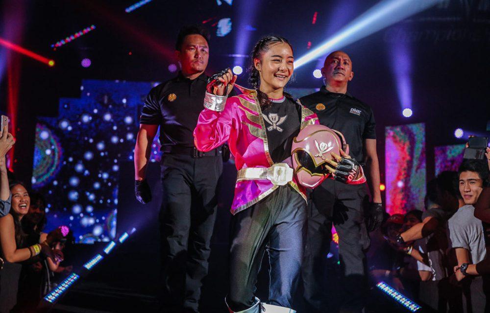 เปิดใจสาวนักสู้ 'Rika Ishige' ลูกครึ่งไทย-ญี่ปุ่น