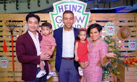 'HEINZ GROW YOUR OWN' ไฮนซ์ชวนปลูกความอร่อยด้วยมะเขือเทศแท้ 100%