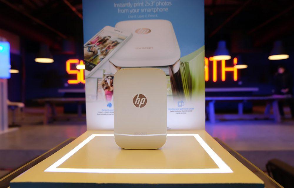 เผยโฉมนวัตกรรมล่าสุด HP Home Printing Solution 2017
