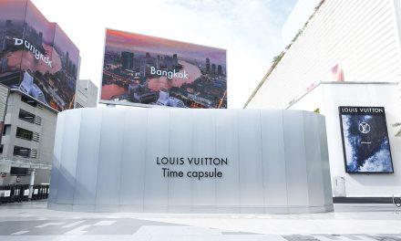 หลุยส์ วิตตอง จัดแสดงนิทรรศการ TIME CAPSULE ยิ่งใหญ่ที่สุดแห่งปี