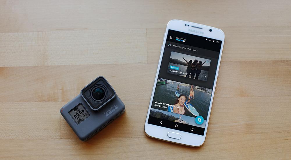 GoPro เปิดตัว HERO6 มาพร้อมความละเอียด ระบบกันภาพสั่น