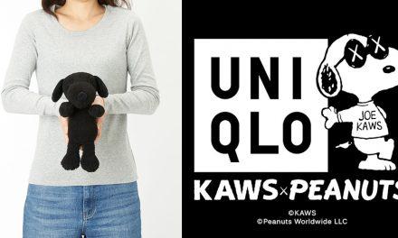 กลับมาอีกครั้งกับเสื้อยืดยูนิโคล่ UT KAWS x PEANUTS