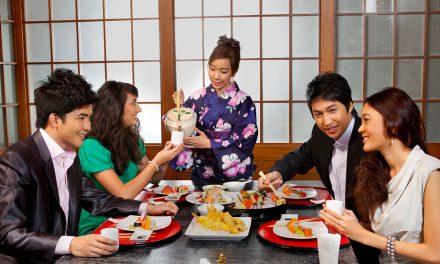 เมนูใหม่สไตล์ญี่ปุ่น แห่งห้องอาหารญี่ปุ่นฮากิ