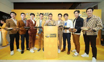 เปิดตัว James Cheese ร้านดังสไตล์เกาหลี ครั้งแรก