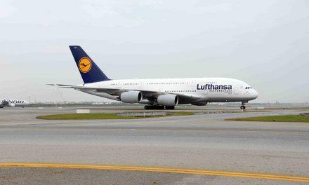 แอร์บัส A380 ของลุฟท์ฮันซ่าพร้อมให้บริการแล้ว