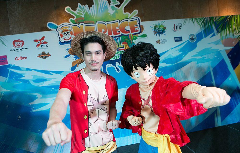 ONE PIECE Carnival Vana Nava Hua-Hin Thailand