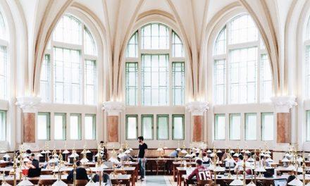 พาไปดู 'วิหารแห่งความรู้'…ห้องสมุดที่สวยที่สุดในโลก