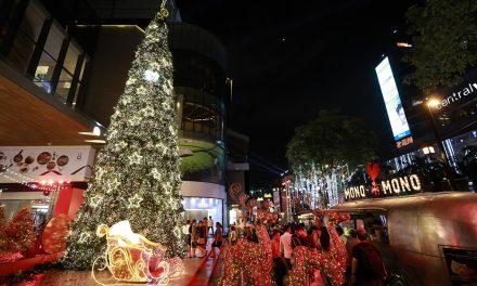 """GAYSORN CHRISTMAS VILLAGE 2017"""