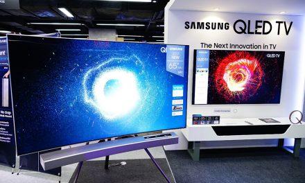 ซัมซุง ชูนวัตกรรมทีวีรุ่นเรือธงแห่งปี QLED TV และ The Frame