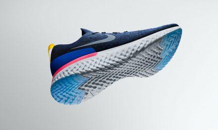 Nike Epic React Flyknit ที่ตอบโจทย์ทุกความต้องการ