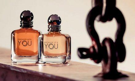 น้ำหอมคู่กลิ่นใหม่ ที่เป็นดั่งคำบอกรักของเขาและเธอ