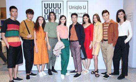 เปิดตัว Uniqlo U คอลเล็กชั่น Spring/Summer 2018