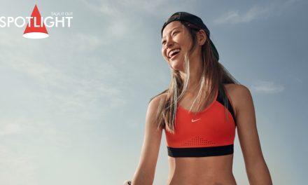 นวัตกรรมสปอร์ตบรารุ่นใหม่ล่าสุด Nike Motion Adapt Bra