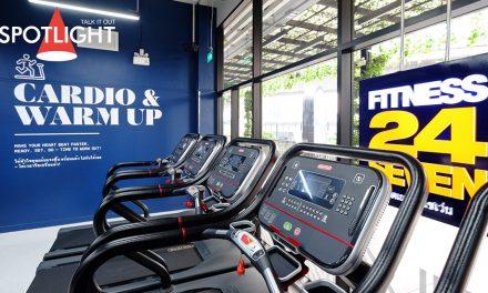 Fitness24Seven ฟิตเนสยักษ์ใหญ่และศูนย์สุขภาพจากสวีเดน