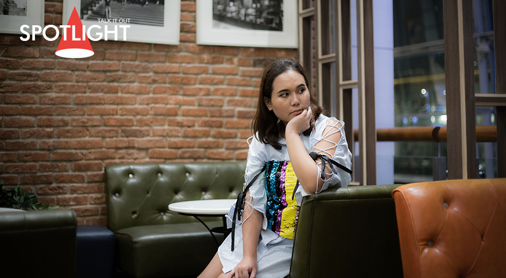 """พื้นที่ชีวิตของ """"สาวประเภทสอง"""" คนหนึ่งในเมืองไทย"""