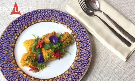 อาหารว่างไทยชาววังตำรับโบราณรสอร่อยหาทานยาก