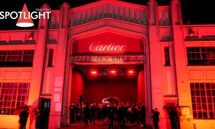 คาร์เทียร์ จัดปาร์ตี้แห่งปีเฉลิมฉลองนาฬิกาซานโตส เดอ คาร์เทียร์