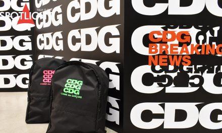 """CDG"" ไลน์ใหม่ล่าสุดของ COMME des GARCONS"