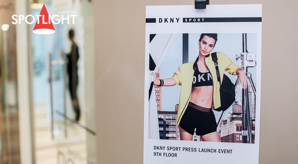 เป็นมากกว่าเสื้อผ้าสำหรับการออกกำลังกาย … DKNY SPORT