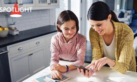 ฟิตบิท เอซ อุปกรณ์แวร์เอเบิลเครื่องแรกสำหรับเด็ก