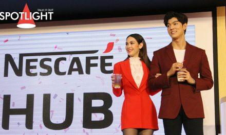เนสกาแฟ ฮับ ร้านกาแฟสดแห่งแรกของเนสกาแฟในไทย