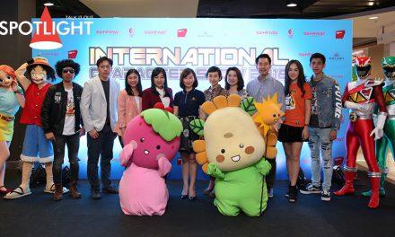 International Character Show 2018 โชว์ครั้งใหญ่รวมสุดยอดคาแรกเตอร์การ์ตูนดัง