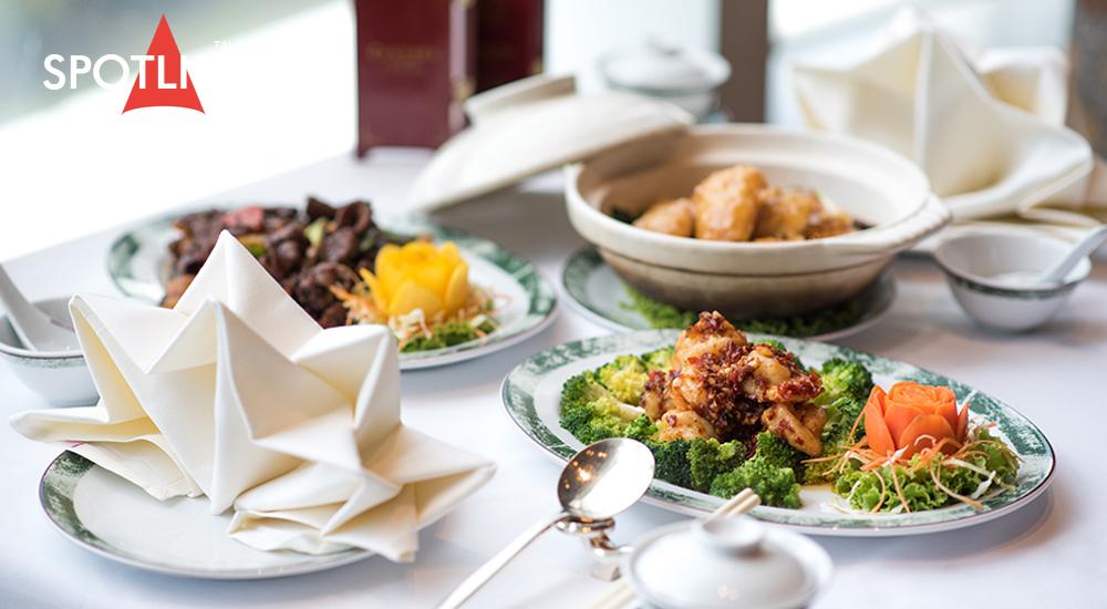 สัมผัสมนต์เสน่ห์ความอร่อยอาหารจีนกวางตุ้ง  กับเมนูน้องใหม่แกะกล่อง
