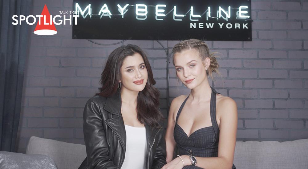 """นิวยอร์กลุกเป็นไฟ!!! """"เมย์เบลลีน นิวยอร์ค"""" รวมลุค """"ปู – ไปรยา"""""""