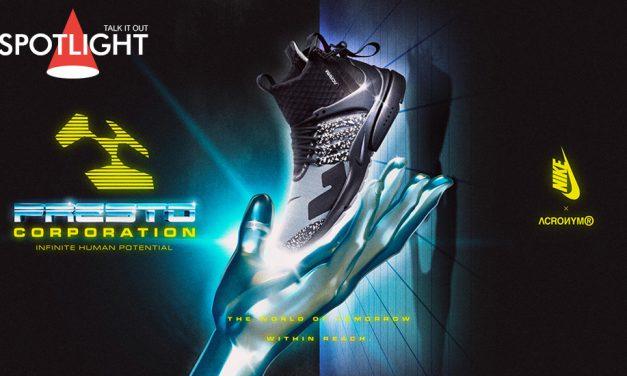 สาวกสนีกเกอร์เตรียมตัว Nike Air Presto Mid X ACRONYM®