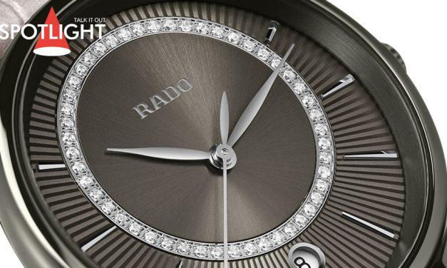 THE RADO DIAMASTER DIAMONDS COLLECTION