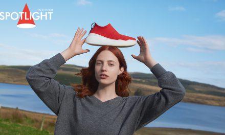 Stella McCartney นำเสนอรองเท้าผ้าใบรุ่น Loop