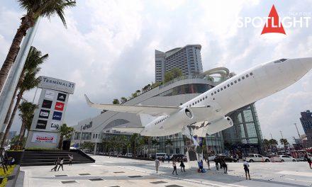 Terminal21 Pattaya ท่าอากาศยานแห่งการช้อปปิ้งแห่งใหม่