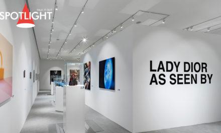 """ครั้งแรกของนิทรรศการ """"LADY DIOR AS SEEN BY"""""""
