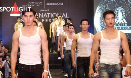 ARROW ให้การสนับสนุนเวทีประกวด Mister Supranational Thailand 2018
