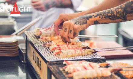 ซูม่า เตรียมส่งมอบรสชาติญี่ปุ่นร่วมสมัย … อีกครั้ง