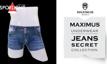Jeans Secret ความลับของ Maximus